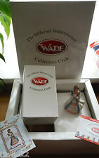 Wade Membership Piece 2003: Beauty (and the Beast) + Boxes and Badge.