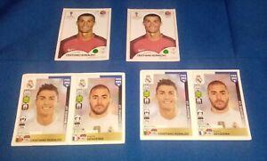 lot of stikers Ronaldo, Messi, Neymar, Suarez and more