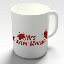 Mrs Dexter Coffee Gift Mug