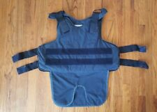POINT BLANK Body Armor Blue Bullet Proof Vest Model L11-1 SIZE 54/56 Type II