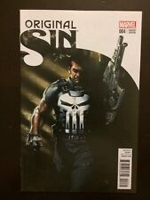 Original Sin 2014 #4 1:50 Punisher Variant Marvel Incentive Comic Book. NM+