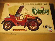 """Vintage Union 1/16 Scale 1904 Wolseley Car"""" Model Kit C-03900"""