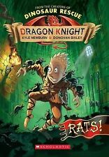 Dragon Knight: #2 Rats! by Kyle Mewburn (Paperback, 2015)