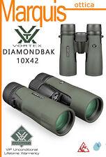 VORTEX Fernglas Diamondback 10X42 Garantie A Vita Optik Marquis