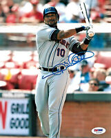 Gary Shefield Signed 8x10 Photo Autograph PSA DNA NCAA - New York Mets