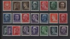 IMPERIALE 1929 - SERIE COMPLETA MNH **