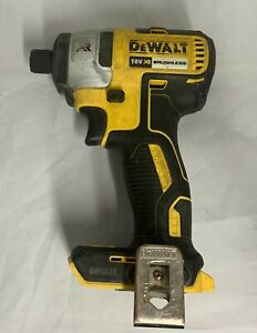 Dewalt Brushless Impact & Combi 18v Drill Set with case & charger 210027/blh.