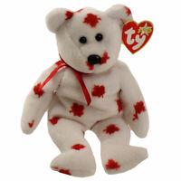Ty Beanie Babies CHINOOK Canadian Bear Canada Exclusive 8.5 inch 20cm New MWMT