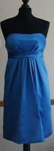Clearance Bridesmaid Dresses UK Stock Size 12 14 Empire Line