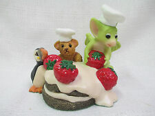 Whimsical World Of Pocket Dragons Chocolate Strawberry Avalanche Surprise NIB