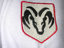 Embroidered Dodge Hat. The Dodge Ram Stitched on the front Cap