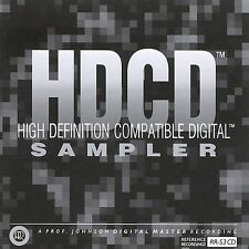 Hdcd Sampler by Various Artists (CD, Sep-2005, Reference Recordings) DDD RR-S3CD