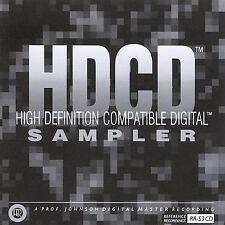 HDCD Sampler, New Music