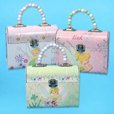 Set of 3 Tinkerbell Tin Purses with Beaded Handles