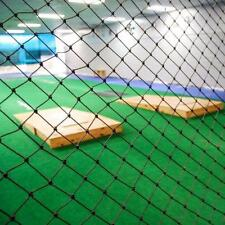 10' x 20' Black Heavy Duty Fully Edged Baseball Net Batting Net Netting New
