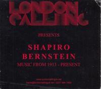 London Calling Presents Shapiro Bernstein 1913 - 2CD Johnny Cash Brenda Lee
