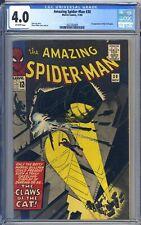 Amazing Spider-Man 30 CGC 4.0