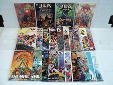 Justice League of America Prestige MEGA SET Batman, Superman, JLA 26bks(bd10767)