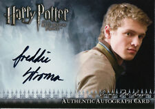 Harry Potter & The Half Blood Prince, Freddie Stroma 'Cormac' Auto Card