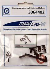 Pièces détachées pour modélisme ferroviaire à l'échelle G