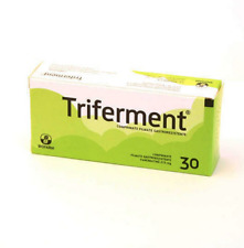 Triferment-30 compr, Ingigestion, Stomach Apset, Gas, Digestive Enzymes Aid