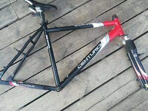 Centurion Mountenbike Rahmen+Gabel Set