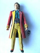 "DOCTOR WHO CLASSIC LOOSE 5"" ACTION FIGURE of Attack of the Cybermen 6th DOCTOR"