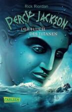 Percy Jackson - Der Fluch des Titanen Rick Riordan Percy Jackson Carlsen Tasch..