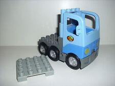 LEGO DUPLO Ville großer blauer LKW aus Set (5609)