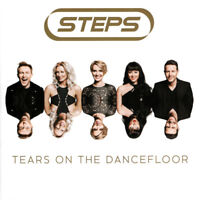 STEPS Tears On The Dancefloor (2017) 10-track CD album NEW/UNPLAYED white sleeve