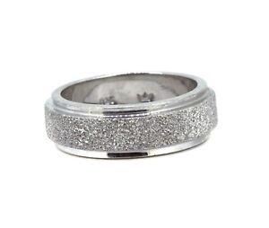 Ring - 925er Silber - teils diamantiert