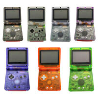 Replacement Housing Shell Case Cover for Nintendo Gameboy Advance SP GBA SP