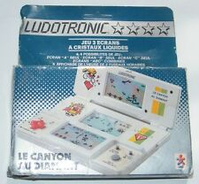 LUDOTRONIC VTL LE CANYON AU DIAMANT - Jeu électronique / Handheld game - BOXED