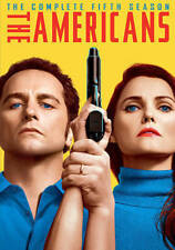 The Americans: The Complete Fifth Season 5 (From Toronto)