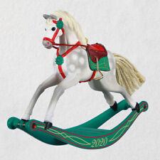 Rocking Horse Memories 2020 Ornament 1st in Series