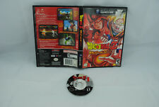 Jeu DRAGON BALL Z BUDOKAI pour Nintendo Game Cube GC NTSC (USA) CD remis à neuf
