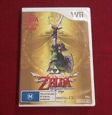 The Legend Of Zelda : Skyward Sword - Nintendo Wii - With Symphony CD