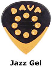 2 x dava JAZZ Grip Guitar Pick / Plectrum-GEL