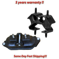 M656 2866*2 2906 Engine Motor Mount 00-09 For Buick Lacrosse Chevy 3.4L 3.6L