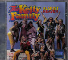 The Kelly Family-Almost Heaven cd Album