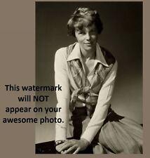 1931 Amelia Earhart PHOTO Portrait Pose for Vanity Fair WOW