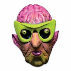 Trick Or Treat Studios Atomic Alien Brainiac Mask Latex Halloween Daniel Horne