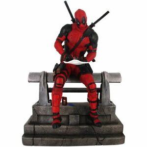 Brand New Sealed Marvel Premier Deadpool Movie Statue