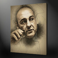 TONY SOPRANO CANVAS PICTURE PRINT WALL ART FREE FAST DELIVERY