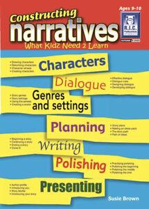 Constructing Narratives English Writing Creative Stories RIC Publications BN