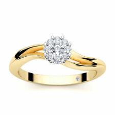 0.30ct Natural Diamond Engagement Wedding Ring 9Ct Gold