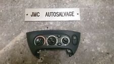 RENAULT MEGANE COUPE CONVERTIBLE MK1 HEATER CONTROL PANEL A/C AIR CON 1995-2002