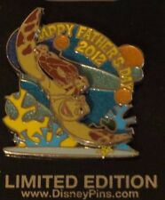 Disney Wdw Dlr Happy Father'S Day 2012 Crush & Squirt Finding Nemo Le 3500 Pin