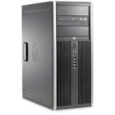 HP 8200 Elite Mini Tower Intel Core i5-2500 3.3 GHz 4 GB 250 GB Windows 7 Pro