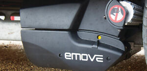 Emove 303A Caravan Motor Mover (single axle).Automatic engagement. 5 yr warranty